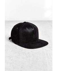 Stussy Mini Ss Nubuck Snapback Hat