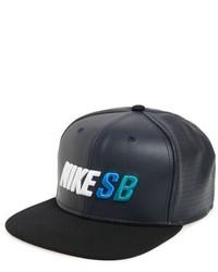 53e10312897 ... Nike Sb Seat Cover Trucker Hat Black