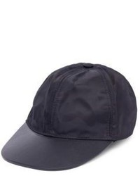 Valentino Garavani Valentino Baseball Leather Peak Hat