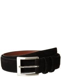 Torino Leather Co. 35mm Italian Calf Suede Belts