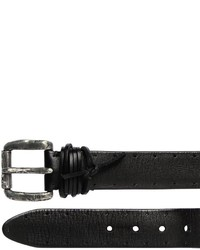 John Varvatos 38mm Perforated Leather Belt