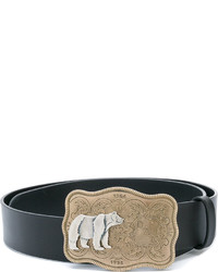 Dsquared2 Bear Buckle Belt