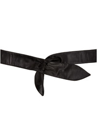 Isabel Marant Black Kressy Belt