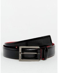 Hugo Boss Boss Geg Patent Leather Belt