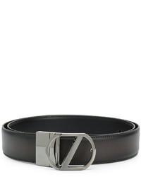 Z Zegna Buckled Belt