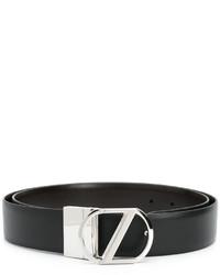 Ermenegildo Zegna Buckled Belt