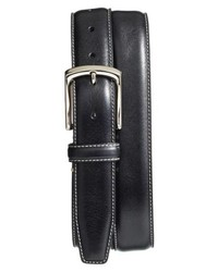 Torino Belts Burnished Leather Belt