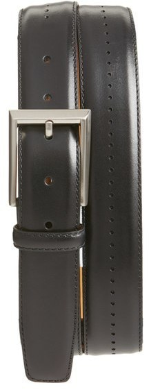 94558148af5 ... Magnanni Catalux Leather Belt ...