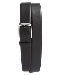 BOSS Celie Saffiano Leather Belt
