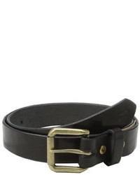 Will Leather Goods Classic Saddle Belt