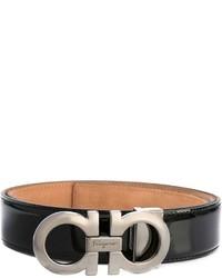 Double gancini belt medium 586754