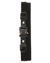 1017 Alyx 9Sm Double Woven Belt