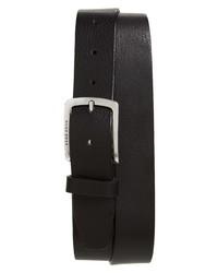 BOSS Jor V Leather Belt