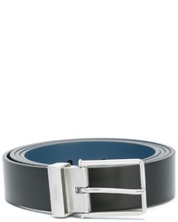 Kenzo Interchangeable Buckle Belt