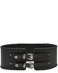 The Kooples Leather Belt