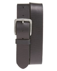 John Varvatos Star USA Leather Belt