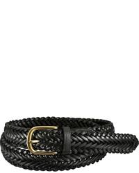 Uniqlo Leather Mesh Belt