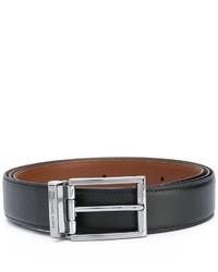 Michael Kors Michl Kors Silver Tone Hardware Belt
