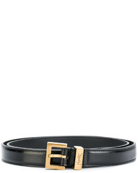 Saint Laurent Monogram Passant Buckle Belt