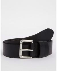 Polo Ralph Lauren Patch Logo Leather Belt