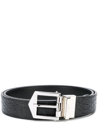 Givenchy Pointed Buckle Belt