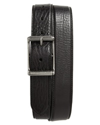 Frye Pressed Edge Leather Belt