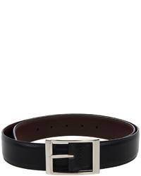 Torino Leather Co. Reversible 33mm Aniline Leather W Aniline Leather Belts
