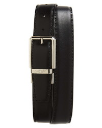 Canali Reversible Leather Belt
