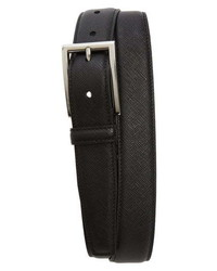Prada Saffiano Leather Belt