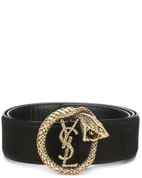 Saint Laurent Monogram Serpent Belt