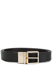 Paul Smith Textured Buckle Belt