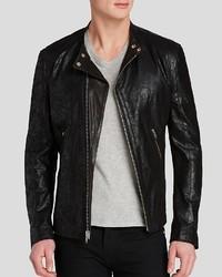 BLK DNM 14 Leather Jacket