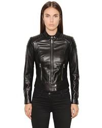 Belstaff Dyed Nappa Leather Moto Jacket