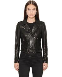 Belstaff Nappa Leather Biker Jacket