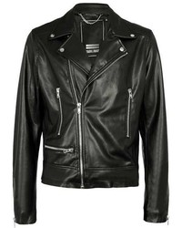 Criminal Damage Biker Jacket