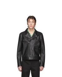 Acne Studios Black Lyon Jacket