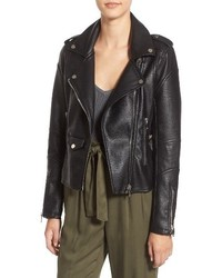 Blank NYC Blanknyc Easy Rider Faux Leather Moto Jacket