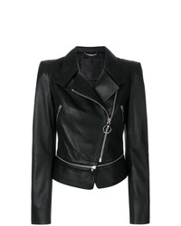Philipp Plein Bonnif Frazier Leather Jacket