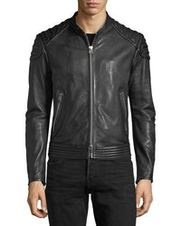 Tom Ford Calf Biker W Shoulder Detail