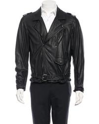 3.1 Phillip Lim Classic Leather Biker Jacket