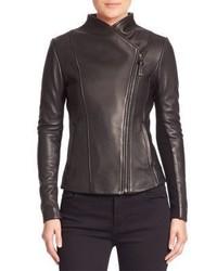 Mackage Cleo Leather Moto Jacket