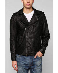 Zanerobe Crosstown Leather Jacket