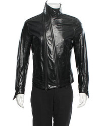 D Gnak Leather Jacket W Tags