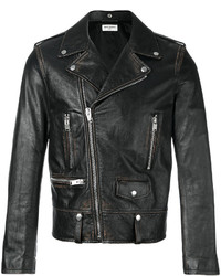 Distressed biker jacket medium 4394491
