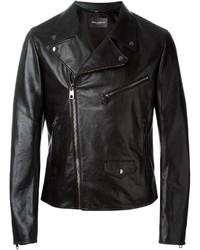 Dolce & Gabbana Classic Biker Jacket