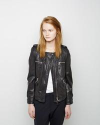 Etoile Isabel Marant Isabel Marant Toile Kady Leather Jacket