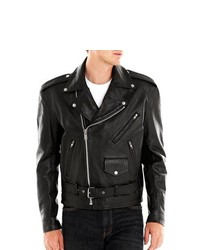 Excelled Leather Excelled Classic Leather Motorcycle Jacket