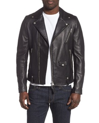 Mackage Fenton Leather Moto Jacket