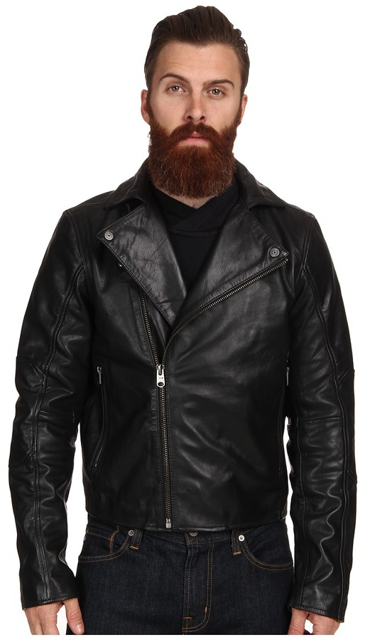 G Star G Star Camcord Perfecto Leather Jacket | Where to buy & how ...