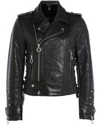 Marc by Marc Jacobs Leather Biker Jacket